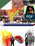 New SEC - Demographic Map of India