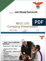 NECC LTD Presentation.