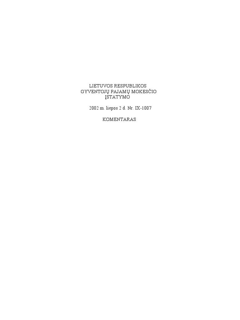skatinamųjų akcijų pasirinkimo sandorių vidaus pajamų kodas)