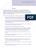 Contract Farming Factsheet