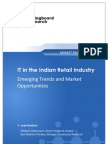 IT in India Retail Sector - Report