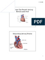 Kardiologi Anak Penyakit Jantung Bawaan