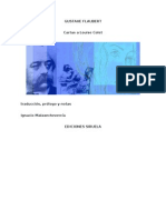Flaubert Gustave - Cartas a Louise Colet (Edit)