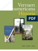 Iberoamericana Vervuert - Historia 2011