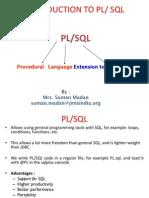unit-3 PL SQL-new