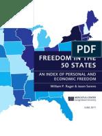 Freedom States 2011