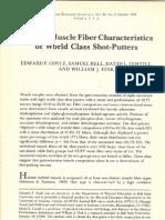 (3) Coyle_ Skeletal Muscle Fiber Characteristics of World Class Shot Putters_ Research Quarterly_ Vol 49_ No 3 278-284_ Oct 1978