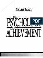 Brian Tracy - Psychology Of Achievement Course Book