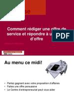 Conf Offre Service Appel