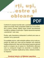 Gtz Sibiu Flyer - Porti, Usi, Ferestre Si Obloane