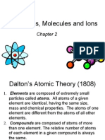 AP Ch 2 Atoms Molecules Ions Nomenclature