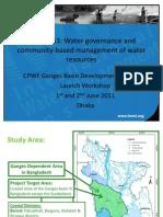 G3 Workplan Presentation 2 June 2011