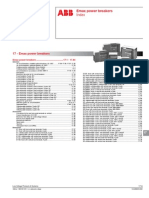 ABB Emax Catalogue