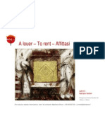 A louer - To rent - Affittasi
