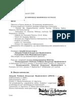 Przegląd korporacji akademickich w Polsce