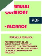 ALCANOS quimica