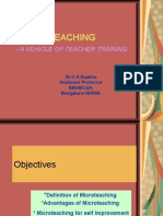Micro-teaching [PDF Library]