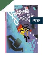 Fantomette Et Le Magicien Georges Chaulet