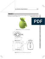 CATIA - Wireframe and Surface Design Exercises