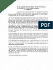 Attorney General Dr Kelly Written Statement 9 June 2011