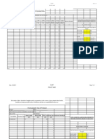 Excel Worksheet Samples