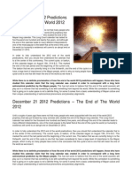 End of the World Doc Future Predictions