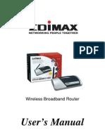 BR 6204Wg Manual