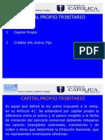 Capital Propio Inicial