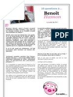 BenHamon Interview