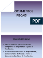 Auditoria 01 - Documentos fiscais