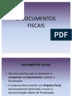 Auditoria 01 - Documentos fiscais