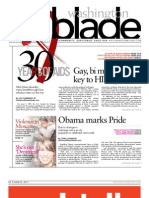 washingtonblade.com - volume 42, issue 22 - june 3, 2011