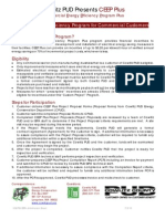 Commercial Energy Efficiency Program Plus