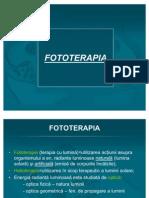 Fototerapia..Laser