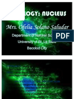 Cytology Nucleus