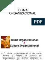 Climaorganizacional