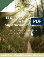 30673374 El Glorioso Camino a La Superacion Personal