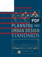 Planning and Urban Design Standards by American Planning Association