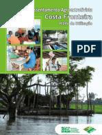 PAE Costa Fronteira - Plano de Utilização