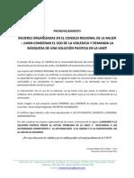 to Del CRMJ Sobre Situacion de UNCP (3)