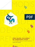 DOC. 1COMO DISEÑAR ACTIVIDADES DE COMPRENSIÓN LECTORA