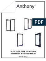 101B 210X ELM 101X Frame Installation Service Manual