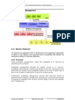 ITIL Service Delivery and Service Support Revision Guide v2.3 - Availability Management