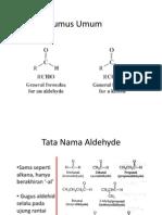 Aldehyde Dan Ketone