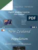 Trabalho de Grupo New Zeland