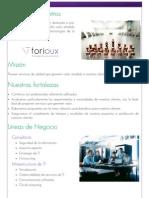 Brochure - Empresa