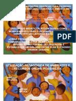 CADERNO DE ORIENTAÇÕES DIDÁTICAS LER E ESCREVER TECNOLOGIAS NA EDUCAÇÃO
