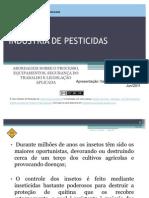 INDÚSTRIA DE PESTICIDAS