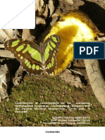 Contribución al conocimiento de las  mariposas Nymphalidae frugívoras parque nacional Montecristo, Santa Ana, El Salvador