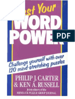 130 Test Your Word Power